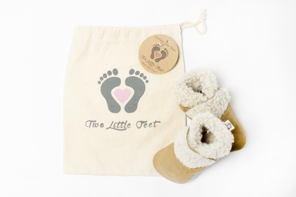 Two Little Feet Baby Shoes